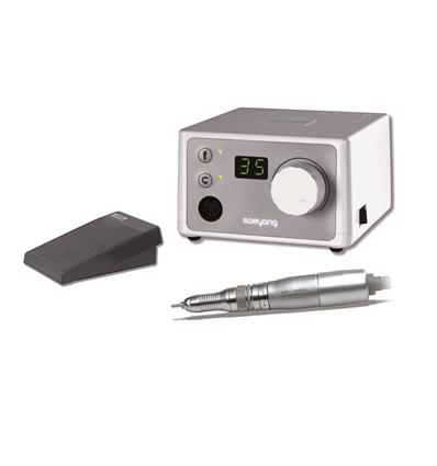 MICROMOTOR MARATHON K35 (BLANCO) ESCOBILLAS PM SH30N Y PEDAL FS60