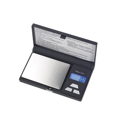 BALANZA ELECTRONICA BOLSILLO OHAUS YA102 100/0,01 gr