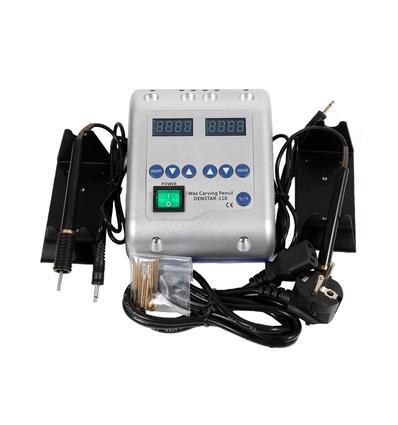 ESPATULA DIGITAL ELECTRICA DOBLE PARA MODELAR CERA 500 W