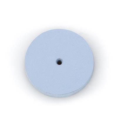DISCO SILICONA EVE 22x3 mm. AZUL FINO (EN CAJA 100 UNIDADES)