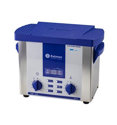 ULTRASONIDOS ESTMON ELECTRONIC SERIES MOD. TCE-220 2,2 LITROS